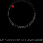 Kompass Kalibrierung