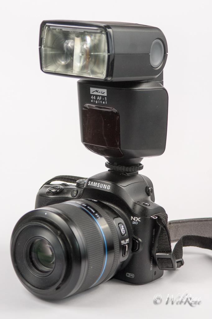 Updated Firmware Metz AF44-1 – Remote Flash NX30