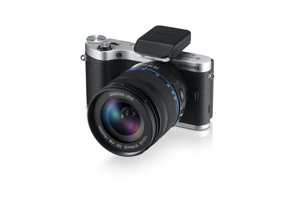 Samsung NX300 & 45mm F 1.8 3D vorgestelltAm gestrigen Donnerstag hat Samsung z…