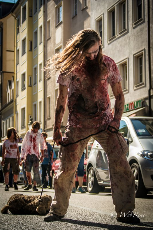 Zombiewalk – Photowalk Munich